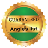 Guaranteed by Angies List