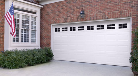 Amarr Steel Insulated Garage Door