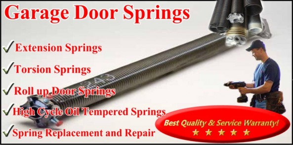 Lakewood NJ Garage Door Spring Repair
